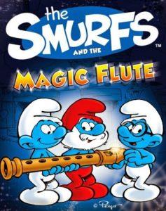فلم الكرتون السنافر والناي السحري The Smurfs And The Magic Flute 1975 مترجم