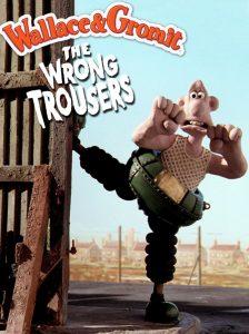فيلم والاس وجرومت البنطال الخطأ The Wrong Trousers 1993 مدبلج للعربية