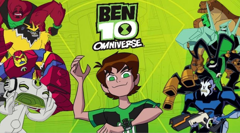 بن تن اومنفرس Ben 10 Omniverse