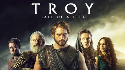 مسلسل الدراما والحرب سقوط مدينة طروداة Troy Fall of a City S01 الموسم الاول حلقة 8
