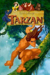 فلم الكرتون طرزان الجزء الاول Tarzan 1999 مدبلج للعربية