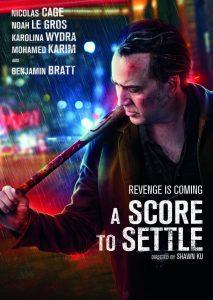 فيلم الاكشن A Score to Settle 2019 تسوية حساب مترجم