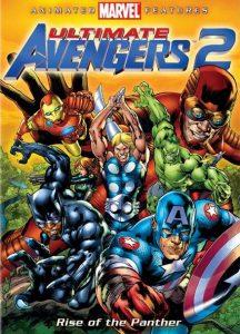 فلم كرتون الاكشن اتحاد الابطال Marvels Ultimate Avengers 2006 الجزء الثاني مترجم