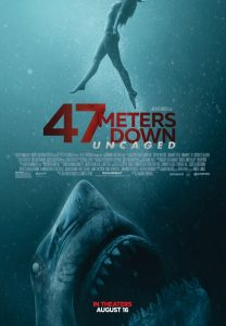 فيلم الرعب 47 Meters Down: Uncaged 2019 مترجم 47 مترا لأسفل بدون قفص