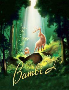 فلم الكرتون بامبي الجزء الثاني Bambi 2006 مدبلج للعربية