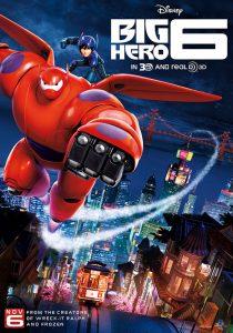 فيلم كرتون الأبطال الستة Big Hero 6 2014 مدبلج للعربية