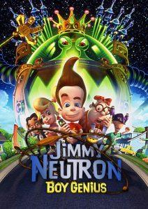 فيلم الكرتون جيمي نيوترون فتى عبقري Jimmy Neutron 2001 مترجم للعربية