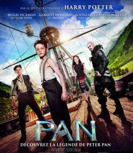 الفلم العائلي بيتر بان Pan 2015 مترجم للعربية