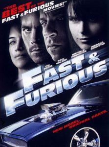 فلم السرعة والغضب الجزء الرابع The Fast and the Furious 2009 مترجم