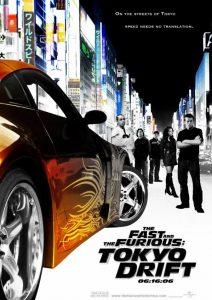 فيلم السرعة والغضب 3 الجزء الثالث The Fast and the Furious Tokyo Drift 2006 مترجم