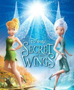 فلم تنة ورنة 4 سر الاجنحة تنكر بيل الجزء الرابع Tinker Bell 4 Secret of the Wings 2012 مدبلج للعربية