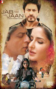 فيلم الرومانسية شاروخان Jab Tak Hai Jaan 2012 ما دمت حيآ مدبلج للعربية