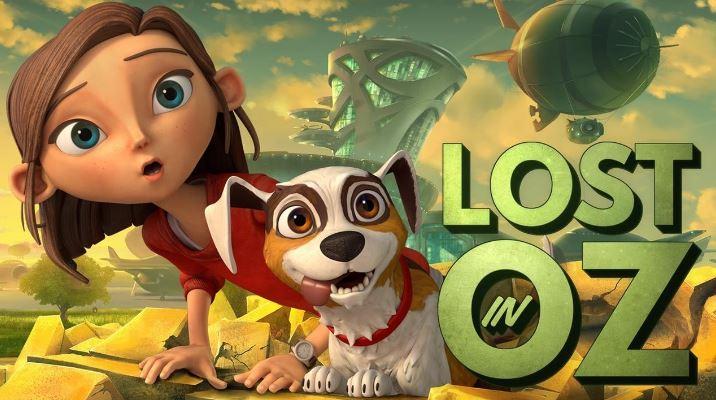 تائهة في أوز Lost in Oz