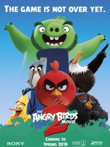 فيلم كرتون الطيور الغاضبة 2 – The Angry Birds Movie 2 2019 مدبلج للعربية