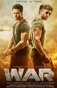 فيلم War 2019 الهندي