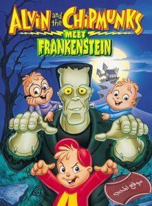 فيلم كرتون الفين والسناجب في مواجهة فرانكشتاين Alvin and the Chipmunks 2000 مدبلج للعربية