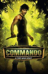فيلم كوماندو رجل بقوة جيش Commando A One Man Army 2013 مترجم للعربية