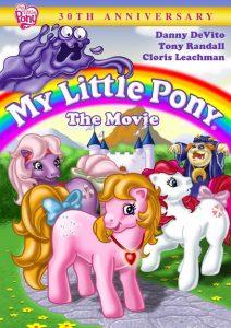 فيلم كرتون حصاني الصغير My Little Pony The Movie 1986 ماي ليتل بوني الفلم مدبلج للعربية