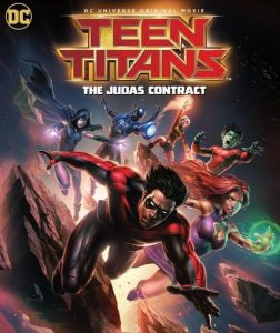 فيلم التايتينز المراهقين Teen Titans The Judas Contract 2017 مترجم للعربية