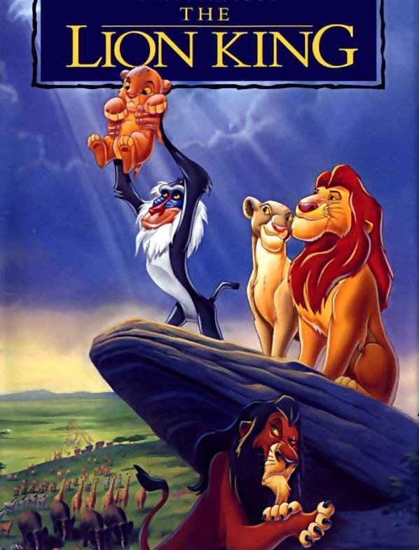 فيلم The Lion King 1994 مدبلج شاشة 1