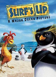 فلم الكرتون ركوب الامواج Surfs Up 2007 البطريق المتزلج الجزء الاول مدبلج للعربية