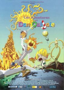 فيلم مغامرات دون كيشوت The Adventures of Don Quixote 2010 مدبلج