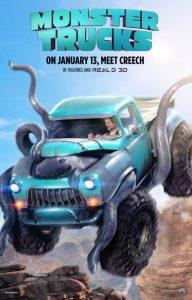 فيلم Monster Trucks 2016 سيارات وحشية مترجم