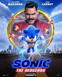 فيلم سونيك القنفذ Sonic The Hedgehog 2020 مترجم