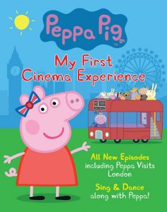 فيلم كرتون بيبا بيغ Peppa Pig My First Cinema Experience 2017 مترجم