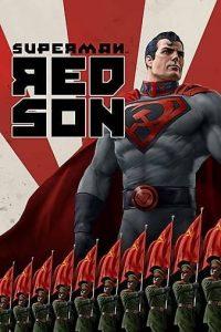 فيلم الانيميشن Superman Red Son 2020 سوبرمان الابن الاحمر