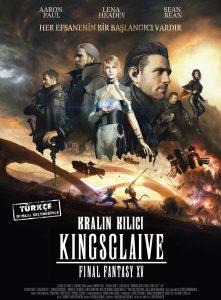 فيلم Kingsglaive: Final Fantasy XV 2016 فاينال فانتازي 15 مترجم