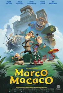 فيلم كرتون قرود الكاريبي Primates of the Caribbean 2012 -مدبلج