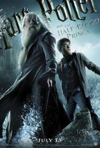 فيلم هاري بوتر والأمير الهجين Harry Potter and the Half-Blood Prince 2009 الجزء السادس