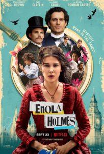 فيلم إينولا هولمز Enola Holmes 2020 مترجم