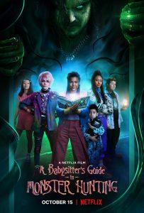 فيلم A Babysitters Guide to Monster Hunting 2020 دليل جليسة الأطفال لاصطياد الوحوش