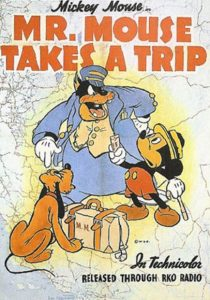 فيلم كرتون Mr Mouse Takes a Trip 1940 ديزني السيد الفأر يأخذ رحلة مدبلج للعربية