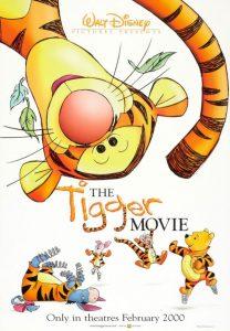 فيلم كرتون النمر تيجر The Tigger Movie 2000 مدبلج للعربية
