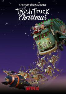 فيلم كرتون عيد الميلاد مع تراش تراك A Trash Truck Christmas 2020 مدبلج للعربية