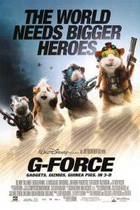 فيلم القوة- ج G-Force 2009 – مدبلج للعربية
