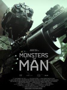 فيلم Monsters Of Man 2020 وحوش البشر