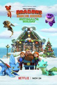 فيلم تنانين فريق الإنقاذ: عيد هتسغالور Dragons: Rescue Riders: Huttsgalor Holiday 2020 مدبلج