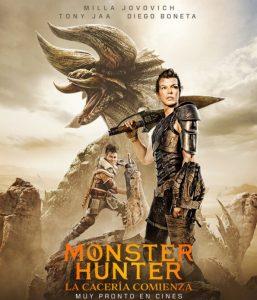 فيلم Monster Hunter 2020 صائد الوحش مترجم