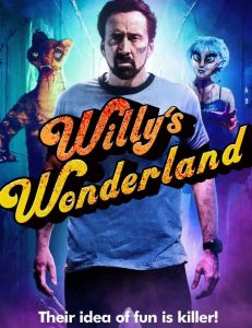 فلم Willys Wonderland 2021 مترجم