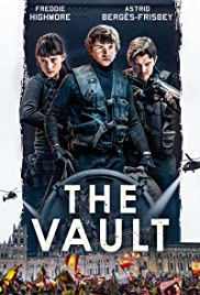 فيلم The Vault 2021 مترجم