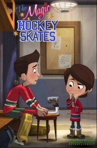 فيلم الكرتون the magic hockey skates 2012 ماجيك هوكي الزلاجات مدبلج للعربية