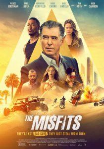 فيلم اللامنتمون The Misfits 2021 – مترجم للعربية