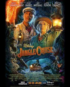 فيلم غابة كروز Jungle Cruise 2021 – مترجم للعربية