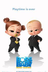 فيلم الكرتون الطفل الزعيم أعمال عائلية The Boss Baby Family Business 2021 مترجم