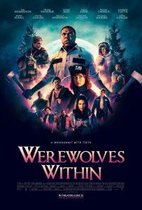 فيلم المستذئبون بالداخل Werewolves Within 2021 – مترجم للعربية